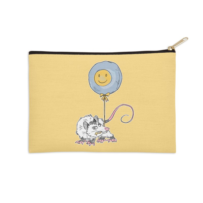 Buddy Accessories Zip Pouch by Kyle Smeallie's Design Store
