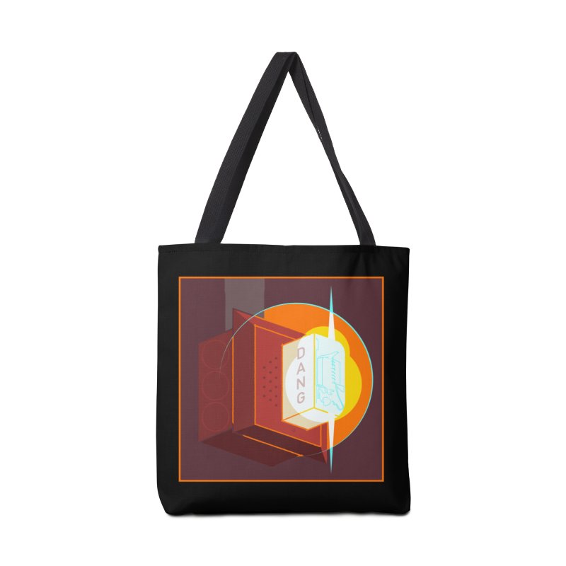 Fire Alarm Accessories Bag by Kyle Smeallie's Design Store