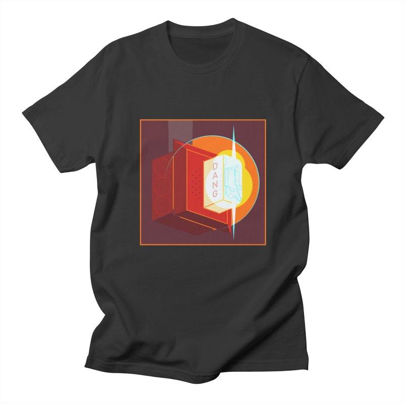 Fire Alarm Men's T-Shirt by Kyle Smeallie's Design Store