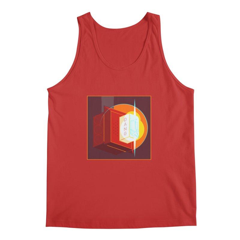 Fire Alarm Men's Regular Tank by Kyle Smeallie's Design Store
