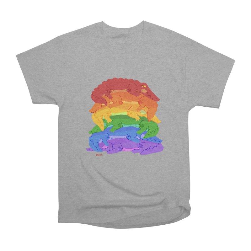gator pride Men's Heavyweight T-Shirt by Kyle Smeallie's Design Store