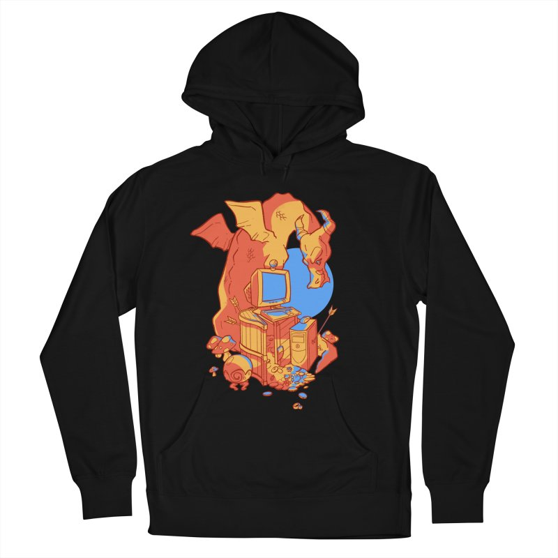 XP Men's French Terry Pullover Hoody by Kyle Smeallie's Design Store