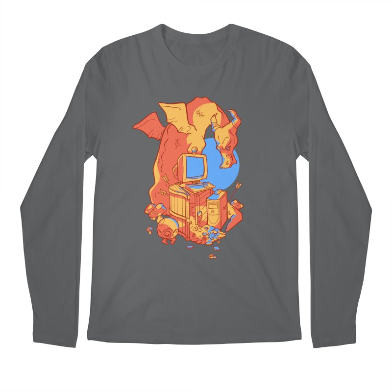 XP Men's Regular Longsleeve T-Shirt by Kyle Smeallie's Design Store