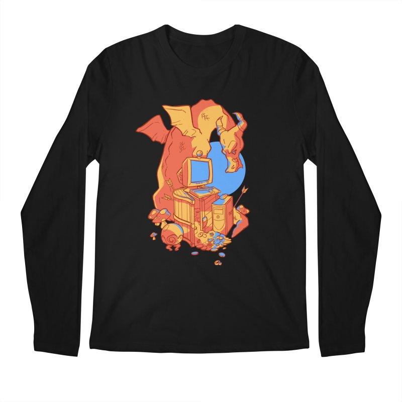 XP Men's Regular Longsleeve T-Shirt by Kyle Smeallie's Design Store