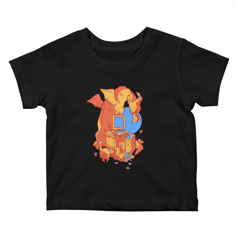 XP Kids Baby T-Shirt by Kyle Smeallie's Design Store