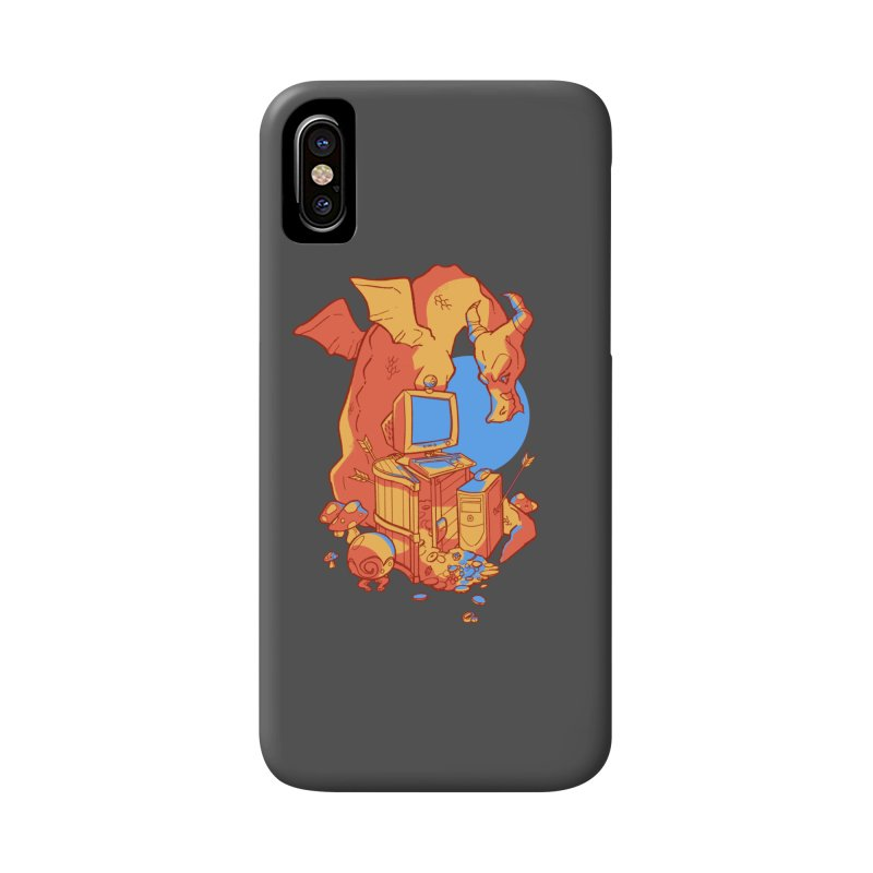 XP Accessories Phone Case by Kyle Smeallie's Design Store