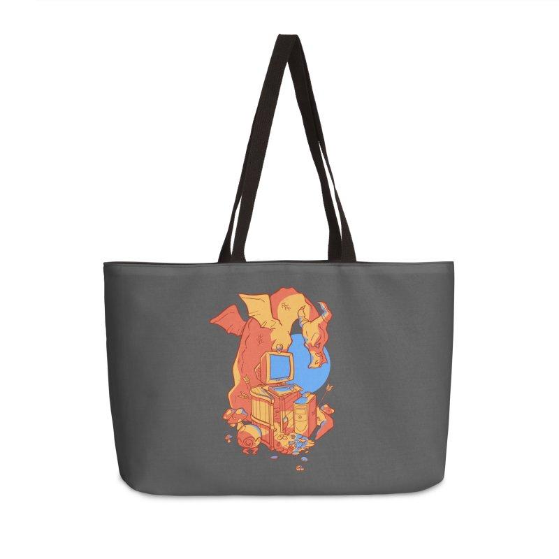 XP Accessories Weekender Bag Bag by Kyle Smeallie's Design Store