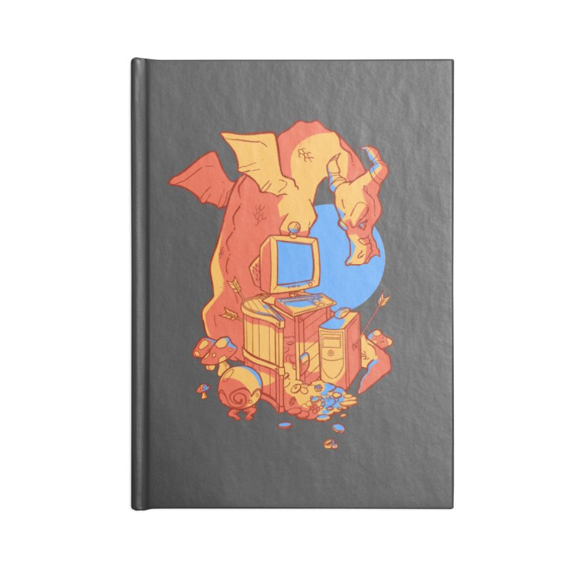 XP Accessories Lined Journal Notebook by Kyle Smeallie's Design Store