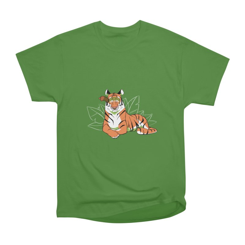 Eyes of the Tiger Women's Classic Unisex T-Shirt by Kyle Smeallie's Design Store
