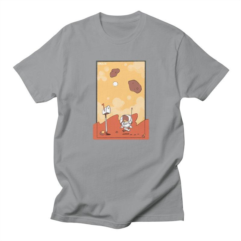 Lil Mister Mars Women's Regular Unisex T-Shirt by Kyle Smeallie's Design Store