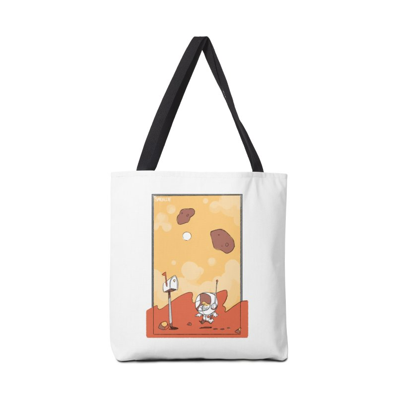 Lil Mister Mars Accessories Bag by Kyle Smeallie's Design Store
