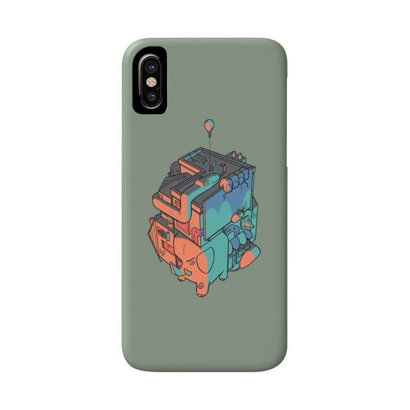The Object Accessories Phone Case by Kyle Smeallie's Design Store