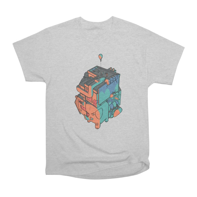The Object Women's Heavyweight Unisex T-Shirt by Kyle Smeallie's Design Store