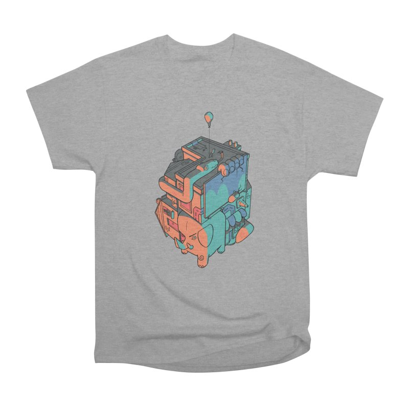 The Object Men's Classic T-Shirt by Kyle Smeallie's Design Store