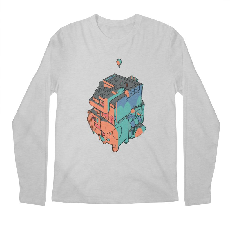 The Object Men's Longsleeve T-Shirt by Kyle Smeallie's Design Store