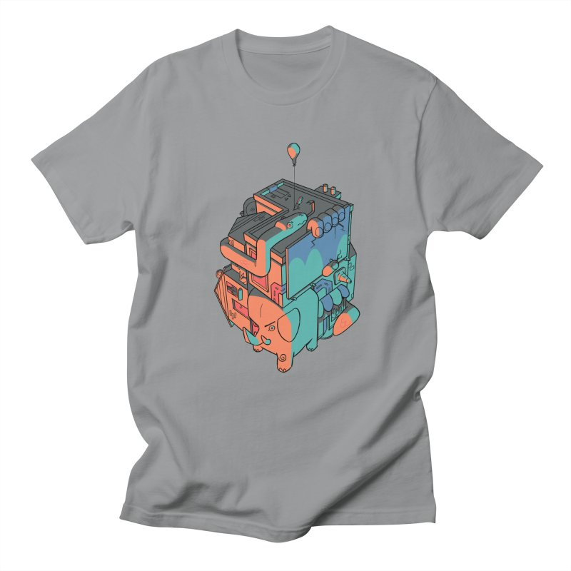 The Object Men's Regular T-Shirt by Kyle Smeallie's Design Store