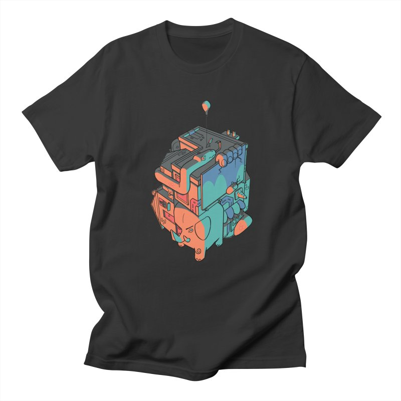 The Object Men's Regular T-Shirt by Kyle Smeallie's Design Store
