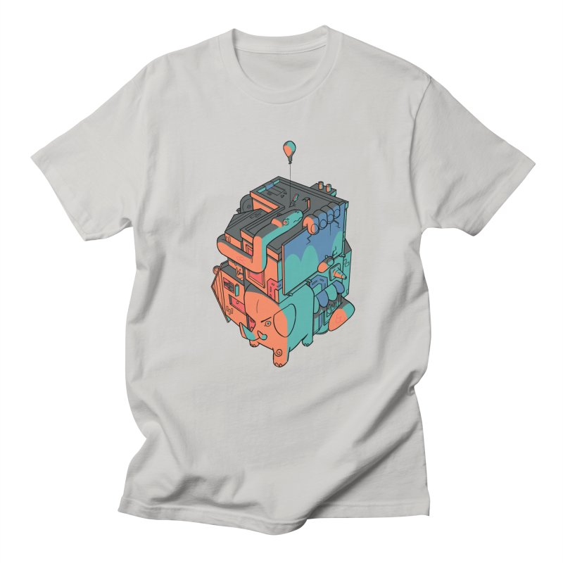 The Object Women's Regular Unisex T-Shirt by Kyle Smeallie's Design Store
