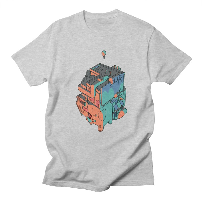 The Object Men's T-Shirt by Kyle Smeallie's Design Store