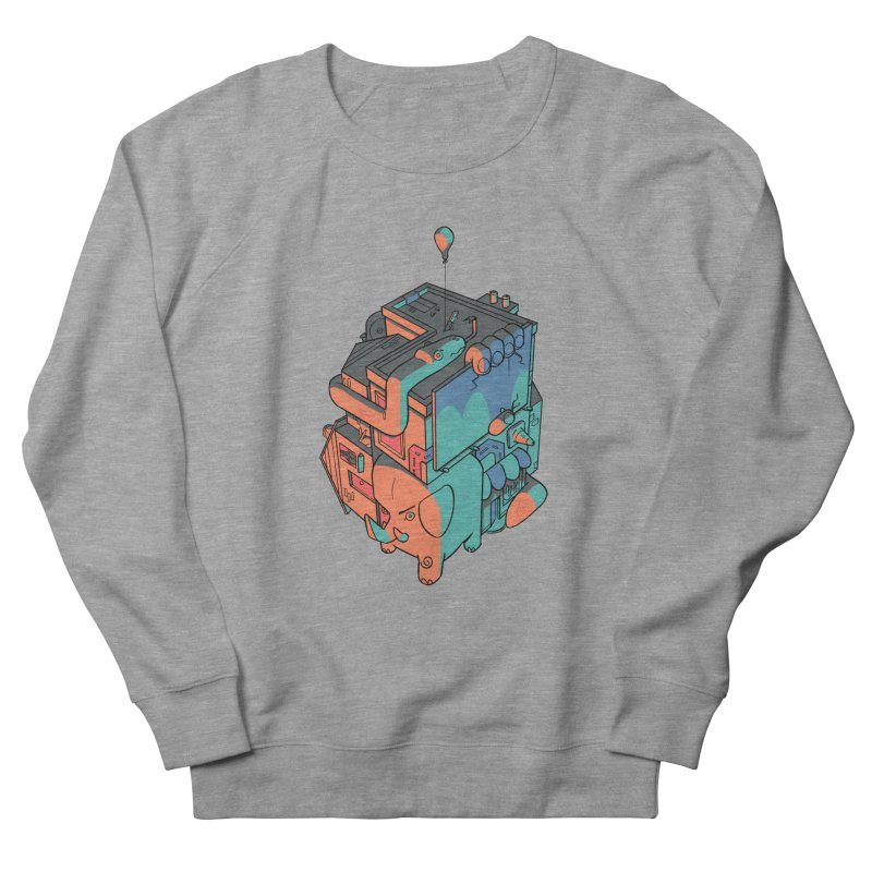 The Object Men's Sweatshirt by Kyle Smeallie's Design Store