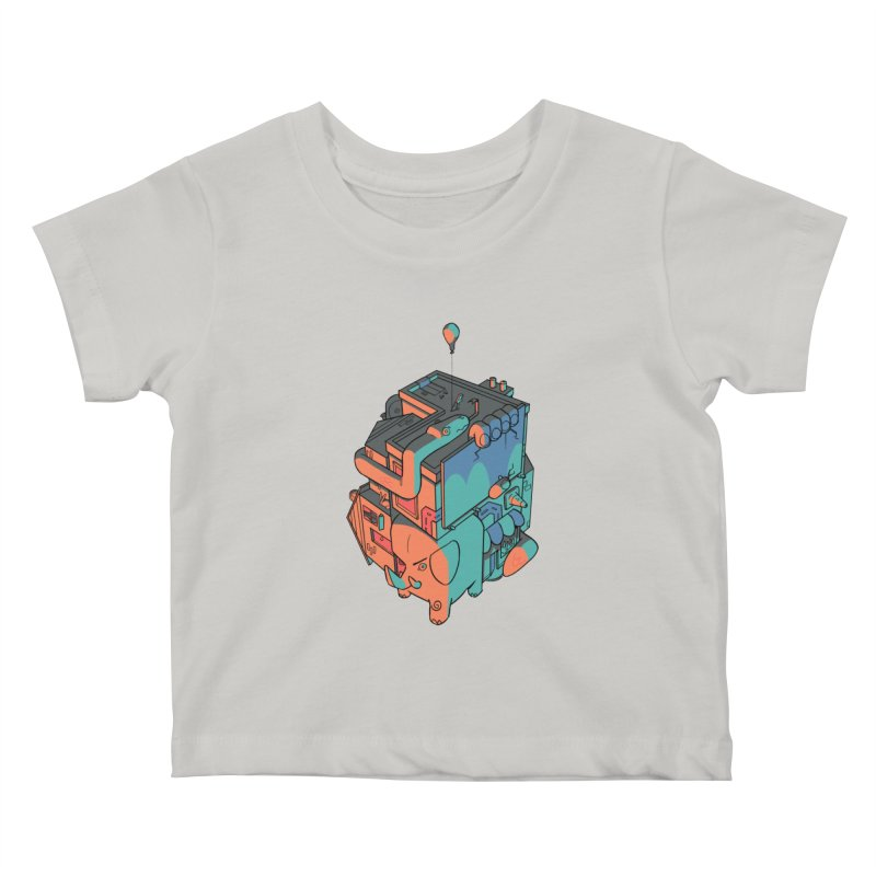 The Object Kids Baby T-Shirt by Kyle Smeallie's Design Store