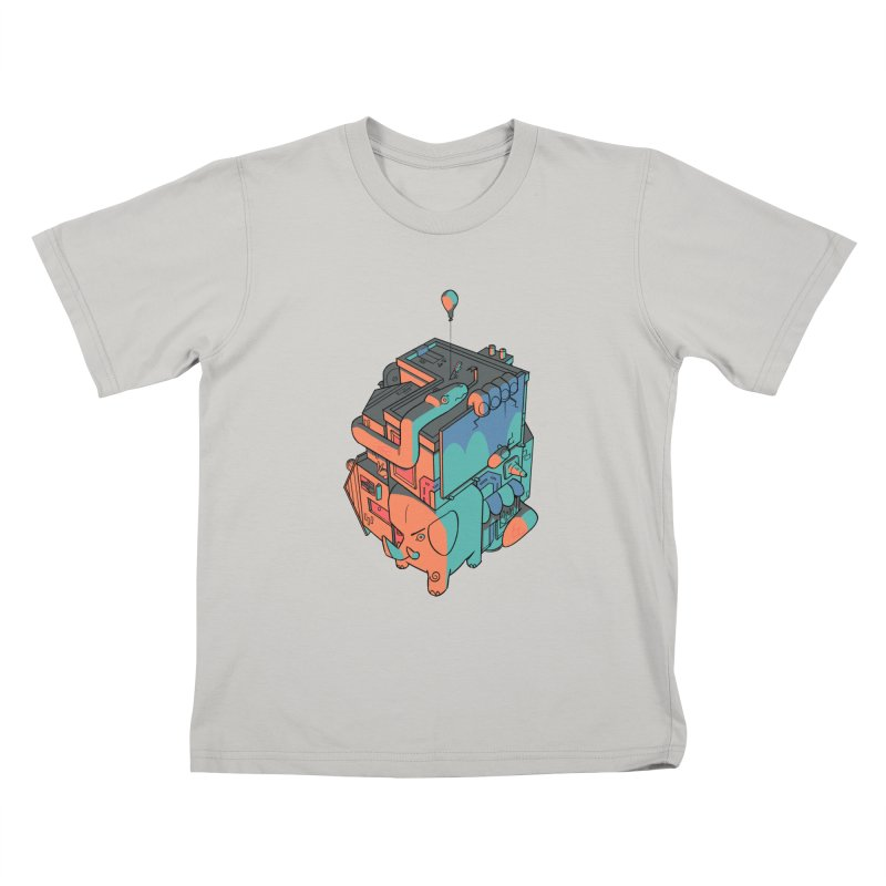 The Object Kids T-Shirt by Kyle Smeallie's Design Store