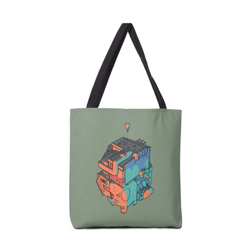 The Object Accessories Tote Bag Bag by Kyle Smeallie's Design Store