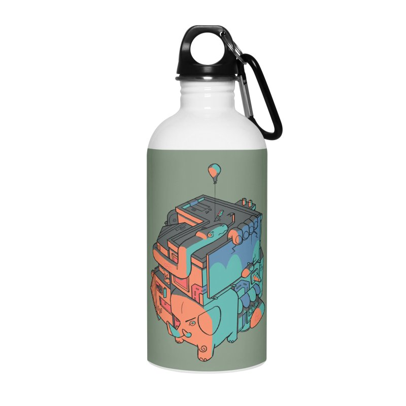 The Object Accessories Water Bottle by Kyle Smeallie's Design Store