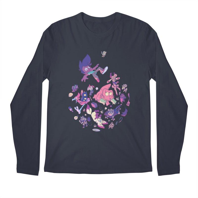 Big Bang Men's Regular Longsleeve T-Shirt by Kyle Smeallie's Design Store