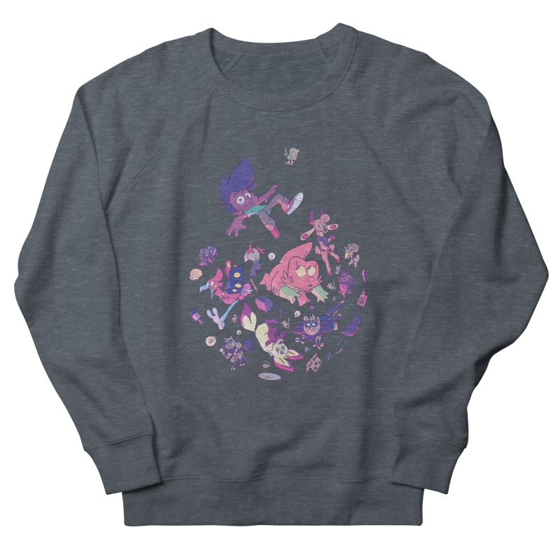 Big Bang Women's French Terry Sweatshirt by Kyle Smeallie's Design Store