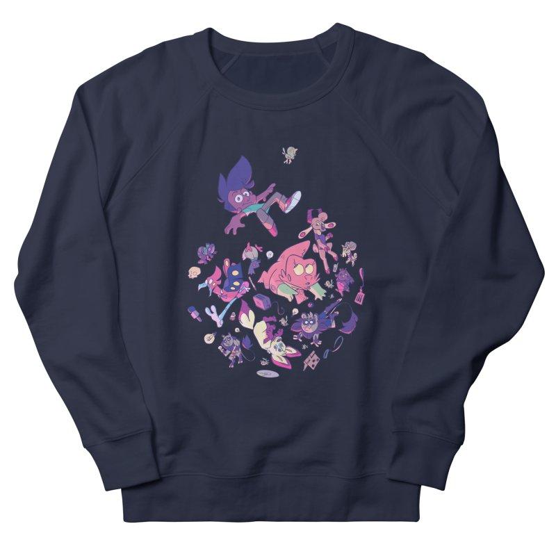 Big Bang Men's Sweatshirt by Kyle Smeallie's Design Store