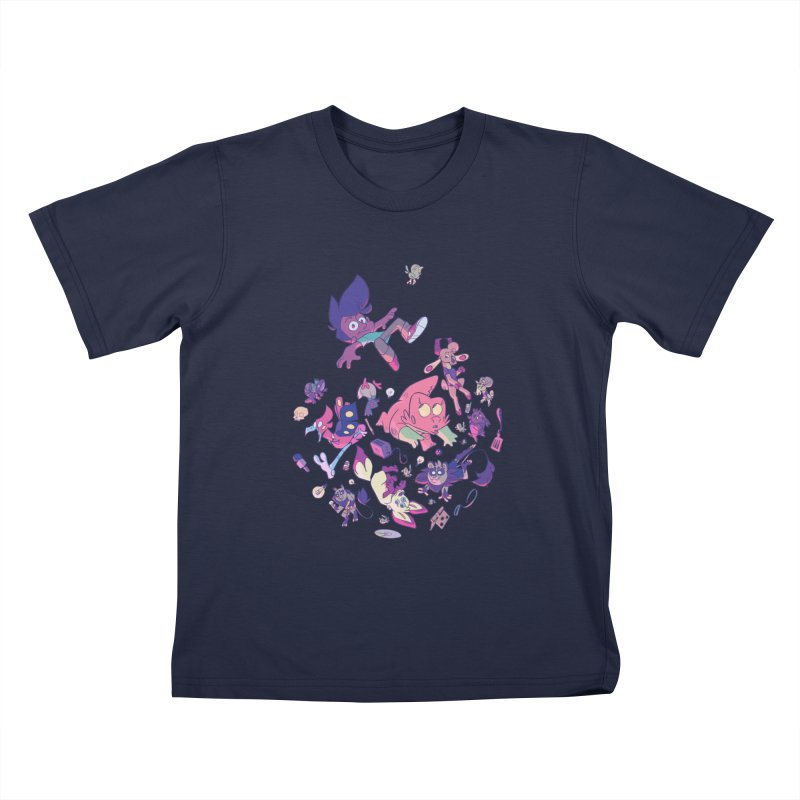 Big Bang Kids T-Shirt by Kyle Smeallie's Design Store