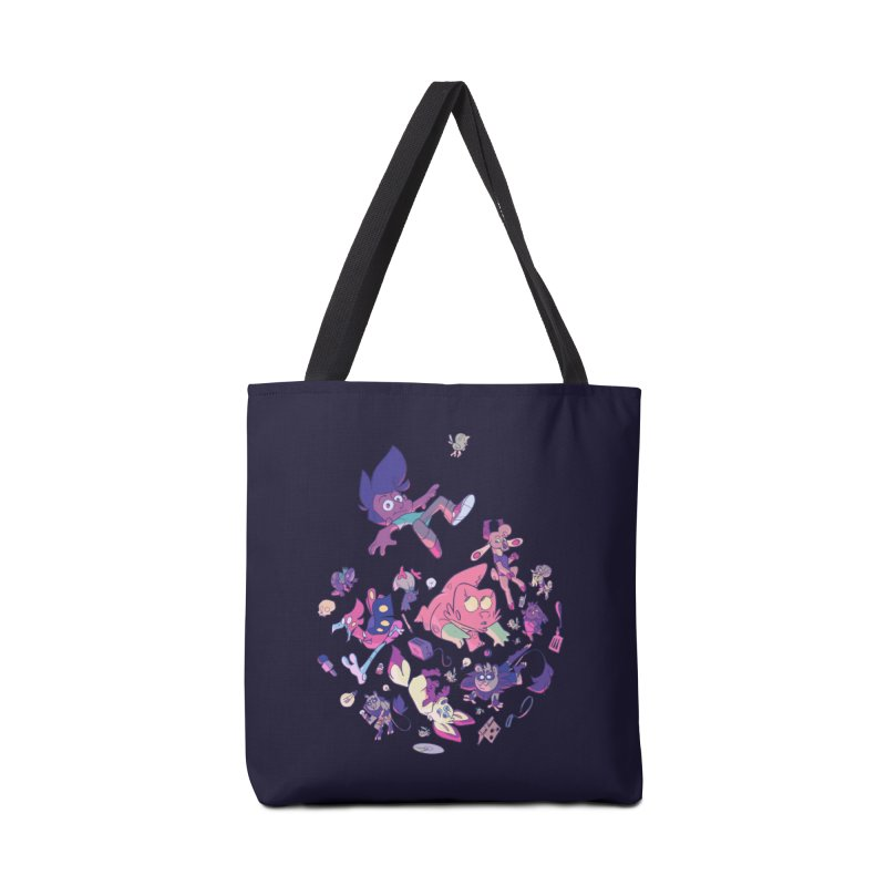 Big Bang Accessories Tote Bag Bag by Kyle Smeallie's Design Store