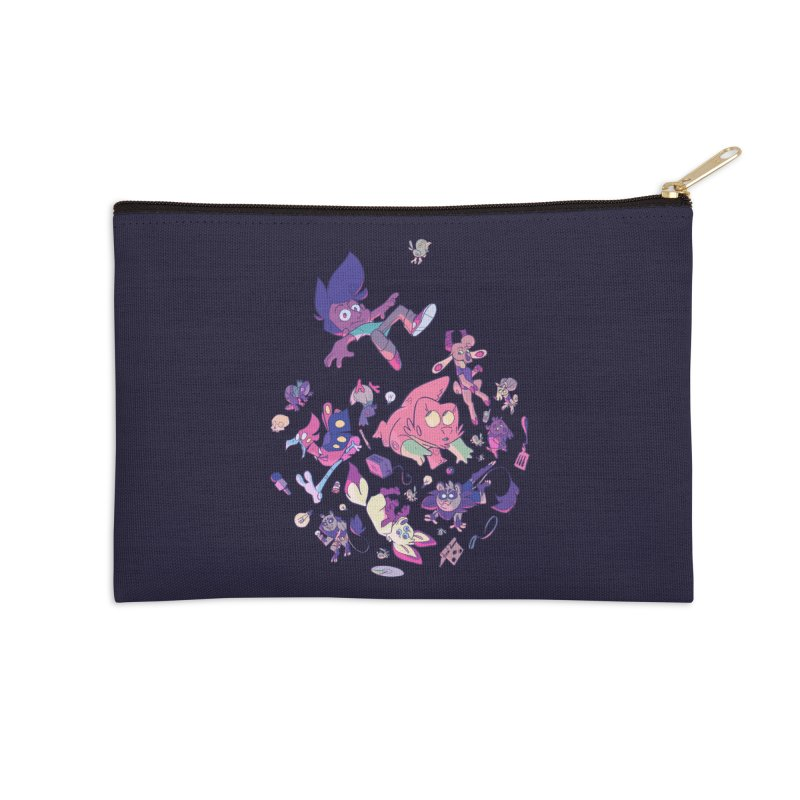 Big Bang Accessories Zip Pouch by Kyle Smeallie's Design Store