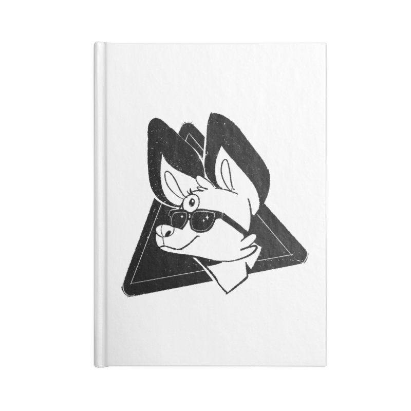 Euclid Club Accessories Lined Journal Notebook by Kyle Smeallie's Design Store