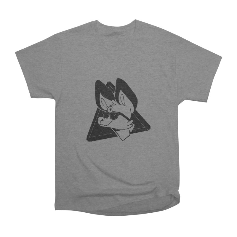 Euclid Club Men's Heavyweight T-Shirt by Kyle Smeallie's Design Store