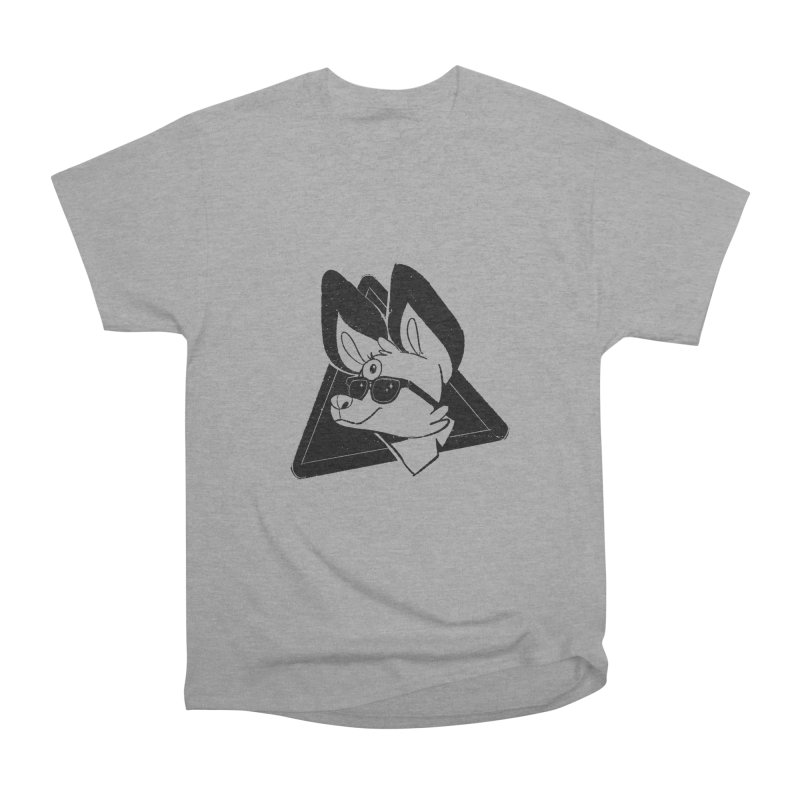 Euclid Club Women's Heavyweight Unisex T-Shirt by Kyle Smeallie's Design Store