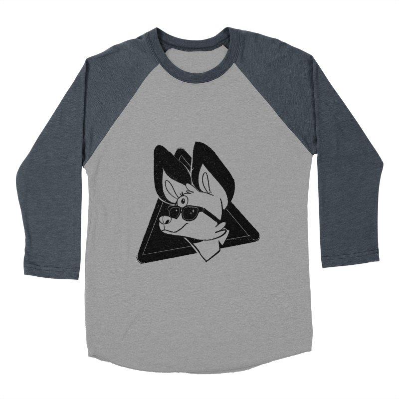 Euclid Club Men's Baseball Triblend Longsleeve T-Shirt by Kyle Smeallie's Design Store