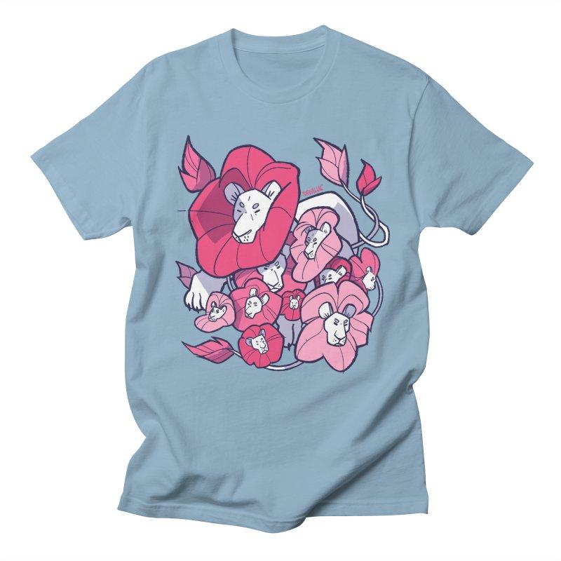 Bouquet Men's T-Shirt by Kyle Smeallie's Design Store