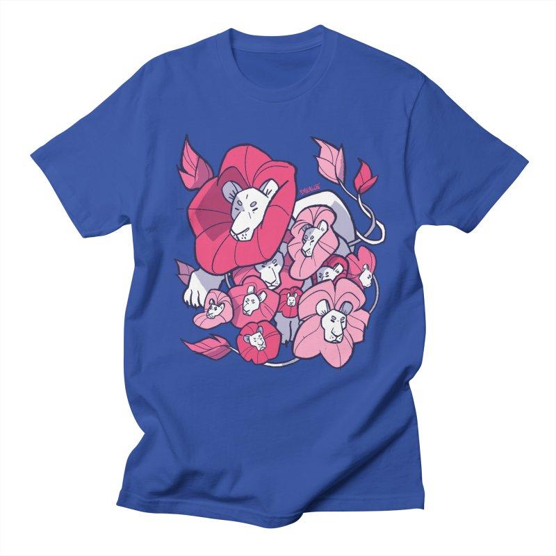 Bouquet Men's Regular T-Shirt by Kyle Smeallie's Design Store