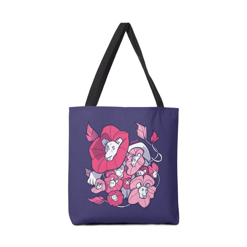 Bouquet Accessories Tote Bag Bag by Kyle Smeallie's Design Store