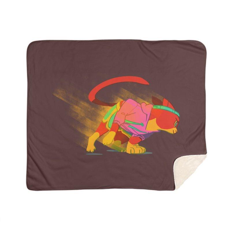 Nyathlete Home Sherpa Blanket Blanket by Kyle Smeallie's Design Store