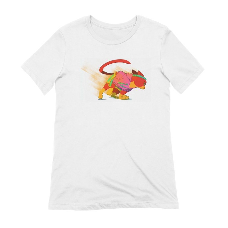 Nyathlete Women's Extra Soft T-Shirt by Kyle Smeallie's Design Store