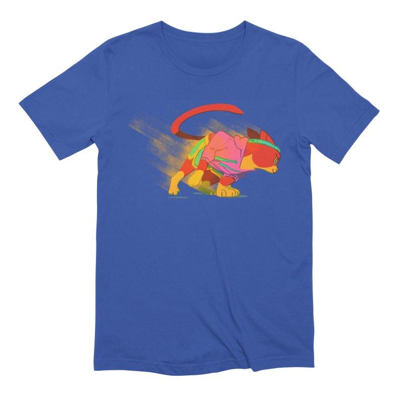 Nyathlete Men's Extra Soft T-Shirt by Kyle Smeallie's Design Store