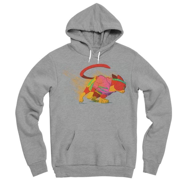 Nyathlete Men's Sponge Fleece Pullover Hoody by Kyle Smeallie's Design Store