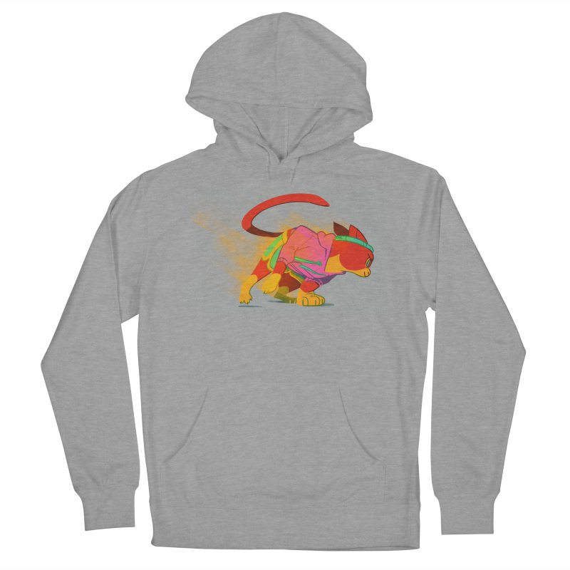 Nyathlete Women's French Terry Pullover Hoody by Kyle Smeallie's Design Store
