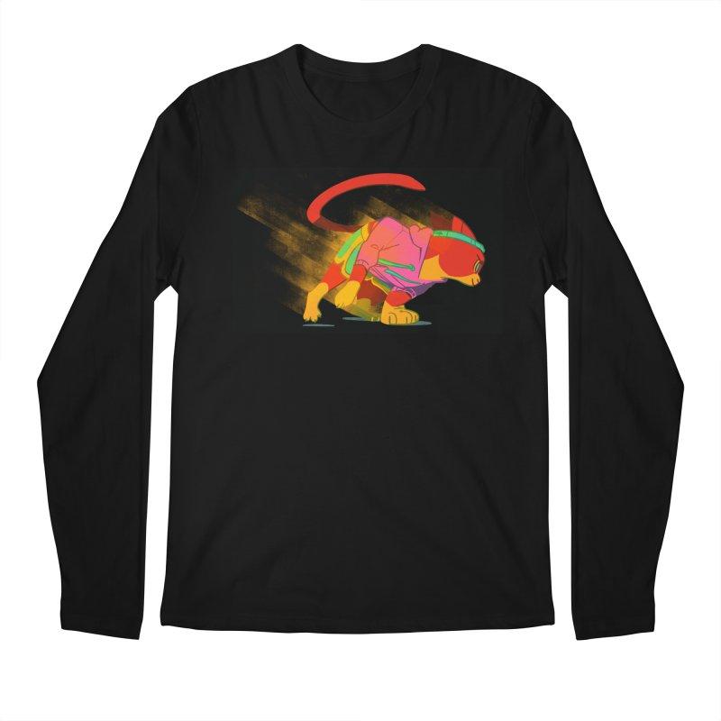 Nyathlete Men's Regular Longsleeve T-Shirt by Kyle Smeallie's Design Store