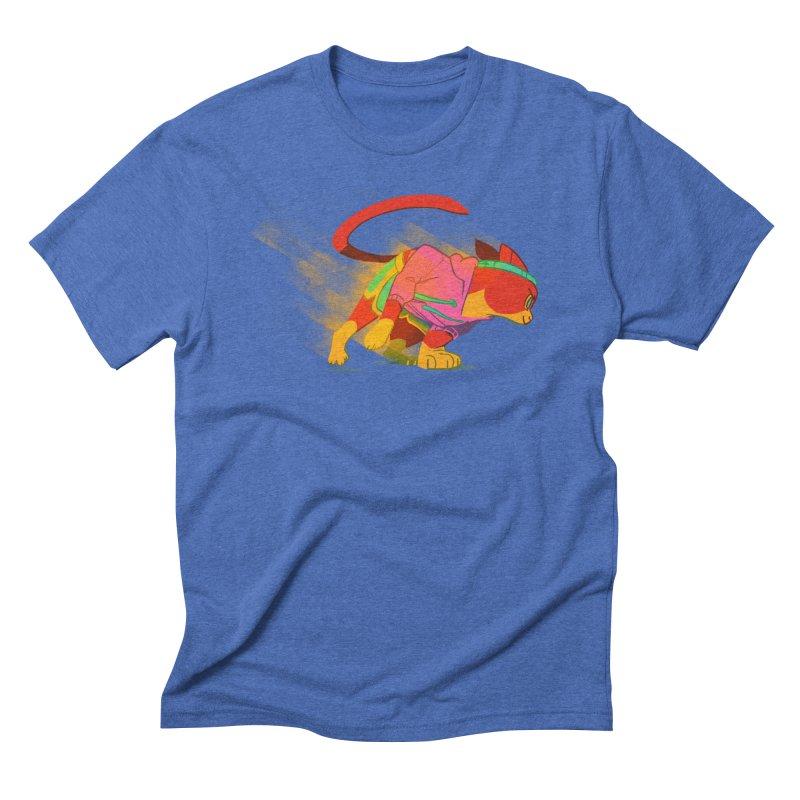 Nyathlete Men's Triblend T-Shirt by Kyle Smeallie's Design Store