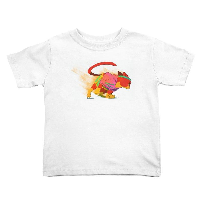 Nyathlete Kids Toddler T-Shirt by Kyle Smeallie's Design Store