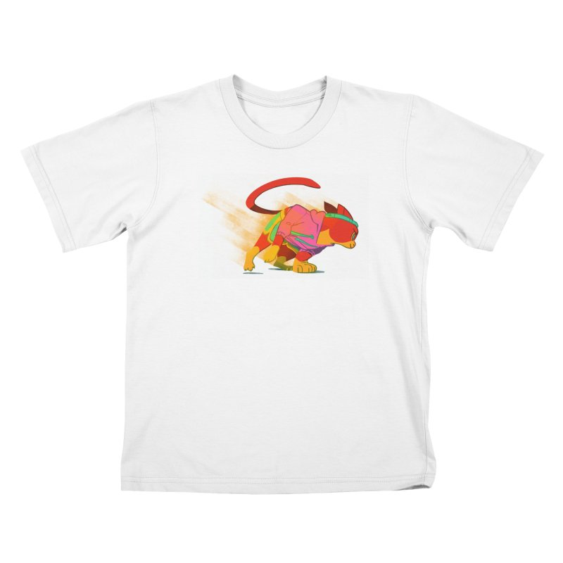 Nyathlete Kids T-Shirt by Kyle Smeallie's Design Store